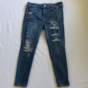 AE Ripped Jeans (Short)